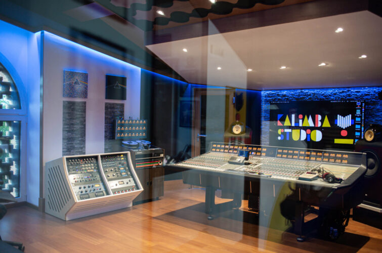 analogue-mixing-console-solid-state-logic