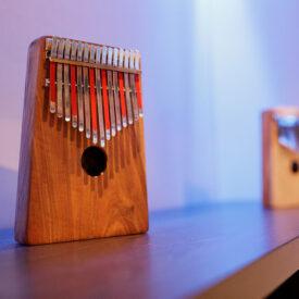 Kalimba strumento musicale
